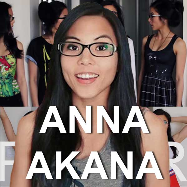 Anna Akana - Stay Awesome, Gotham