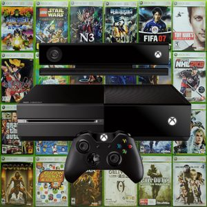 XBox One Will Play XBox 360 Games