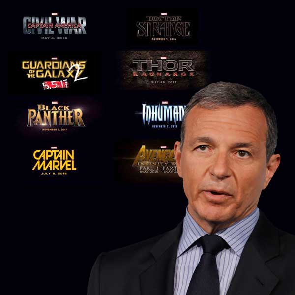 Bob Iger ain't afraid o' no Dawn of Justice