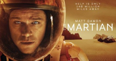 Ridley Scott's The Martian