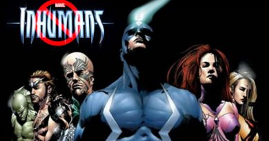 Marvel Comics The Inhumans