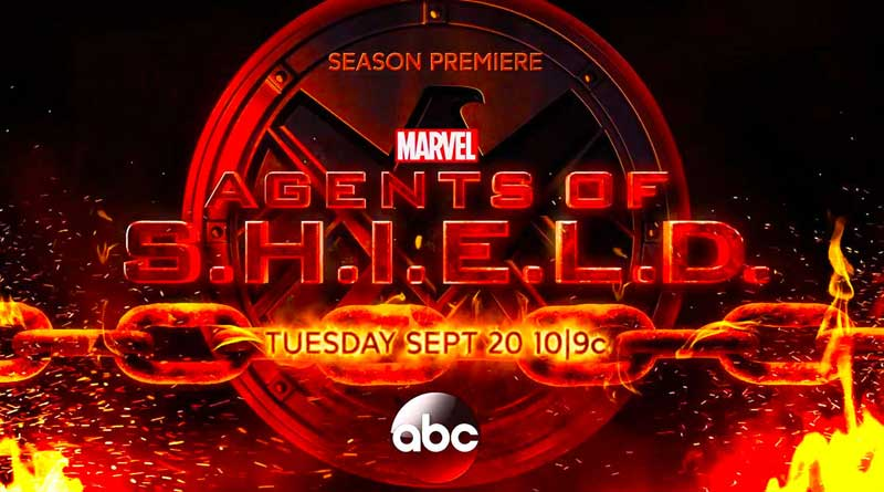 Agents of Shield Season Four