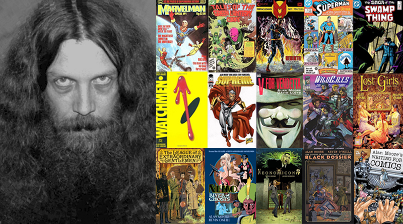 Alan Moore Retires