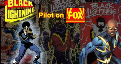 Black Lightning Series Pilot