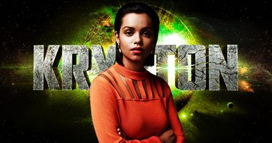 Krypton TV Series News