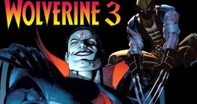 Mr Sinister in Wolverin 3