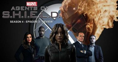 Agents of Shield - Season 4 Episode 3 Review