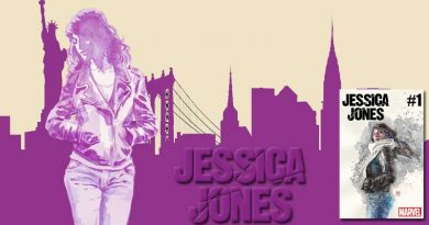 Jessica Jones Issue #1 Review