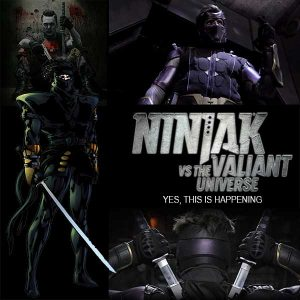 Ninjak vs The Valiant Universe Web Series