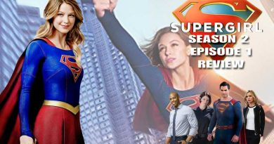 Supergirl S01 E01 Review