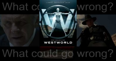 Westworld S01 E01 - Review