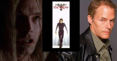 Michael Massee The Crow
