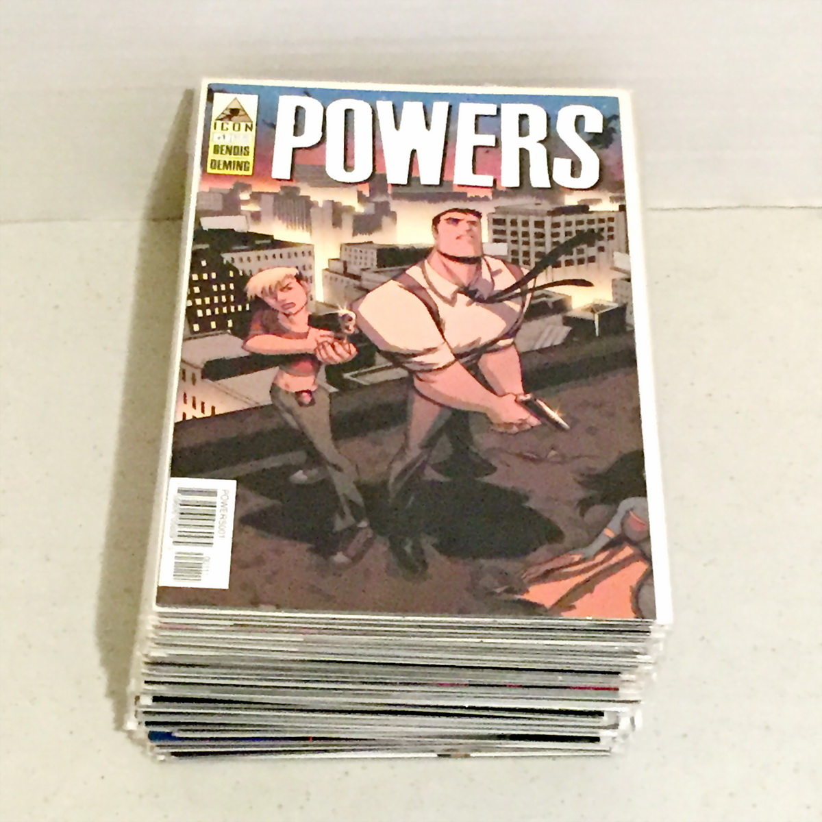 Brian Michael Bendis Powers Vol 2