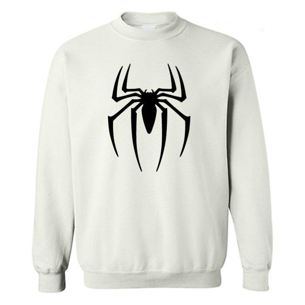 Spider Man Logo Sweatshirt (1)
