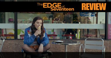 Edge of Seventeen Review Feature Image