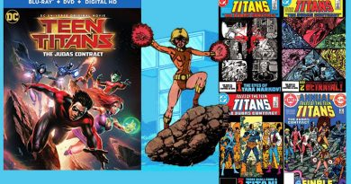 Teen Titans The Judas Contract Review