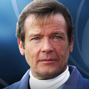 Roger Moore 1927 - 2017
