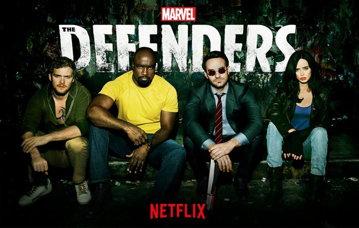 Marvel Netflix The Defenders Review