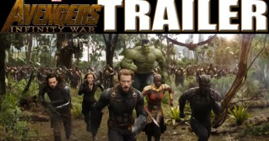 Avengers Infinity War Trailer Reaction