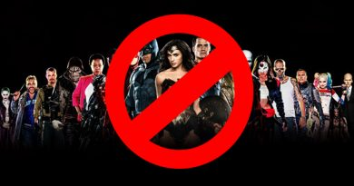 DC Warner Abandons Extended Universe News