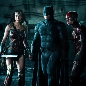 Justice League Hero Moment