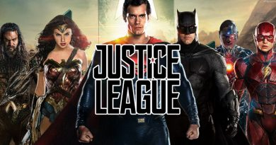Justice League Review Feature