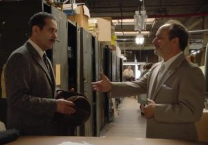 The Marvelous Mrs. Maisel Tony Shalhoub & Kevin Pollak