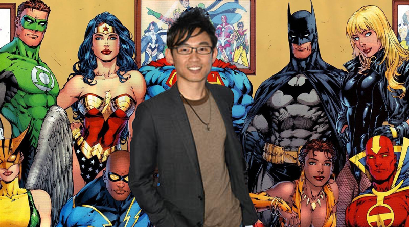 Walter Hamada Head of DCEU