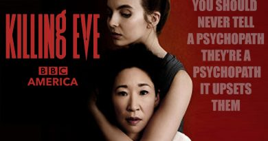 BBC America Killing Eve Review