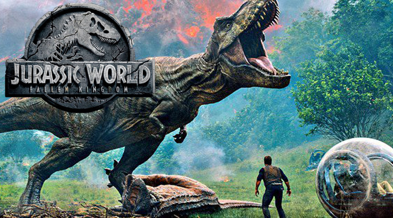 Jurassic World 2 Feature Image