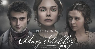 Mary Shelley Review Feature Image