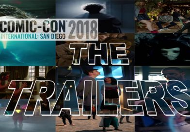 San Diego Comic Con – The Trailers of Comic Con Reviews