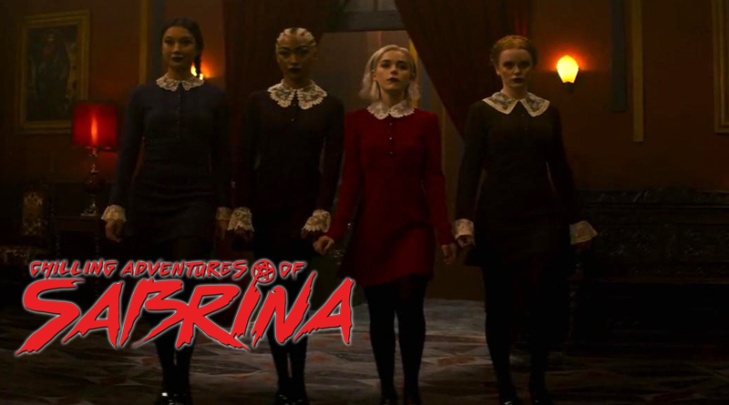 The Chilling Adventures of Sabrina – Weird Twisted Dark Strange Magic