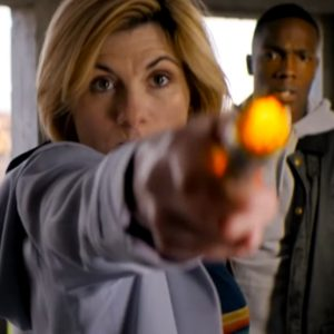Doctor Who Season 11 Ep 1 & 2 - Time and Relative Dimensions