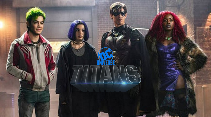 DC Titans (So Far) Seriously, Not The Best Introduction