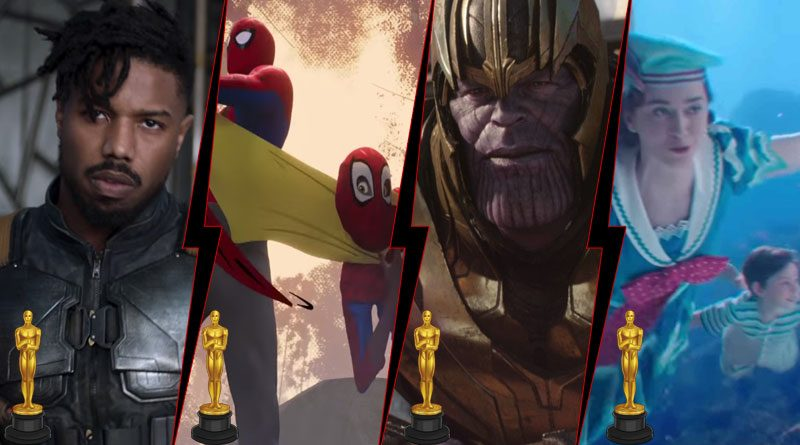 2019 Oscar Nominations Feature Image