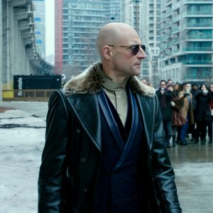 DCEU Shazam Mark Strong Dr Sivana