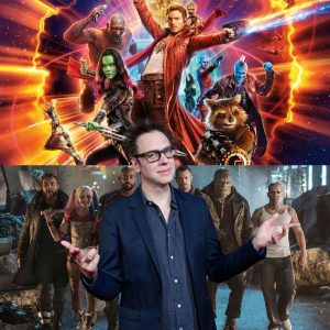 Disney Rehires James Gunn for GotG Vol 3