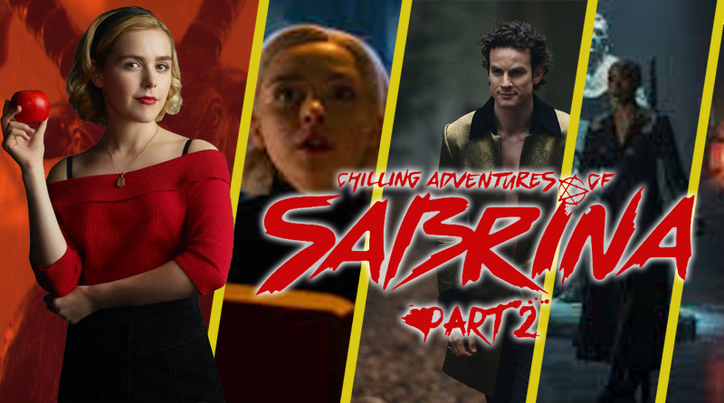 Chillig Adventures of Sabrina Part 2 Feature