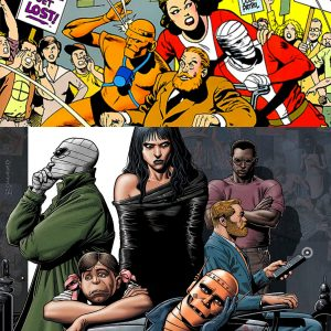 DC Universe Doom Patrol Review
