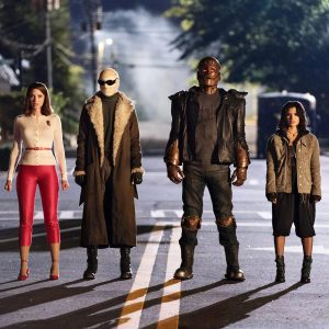 DC Universe Doom Patrol Season 1 Review